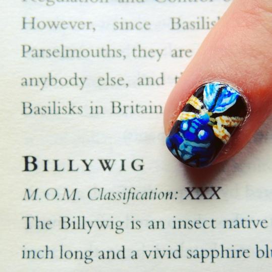 Billywig Nail