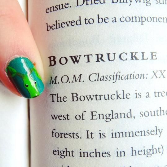Bowtruckle Nail
