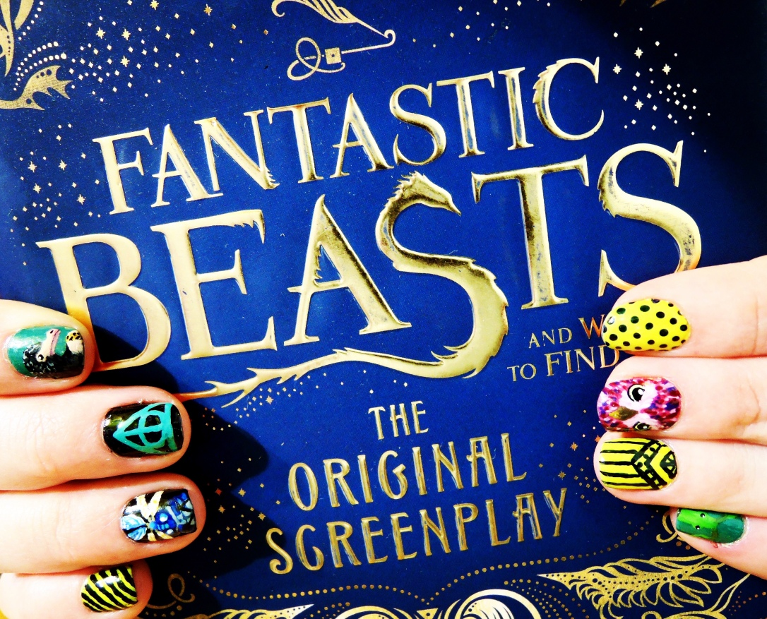 Fantastic Beasts Screenplay and Nails